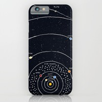 Solar system iPhone & iPod Case by James White | Society6