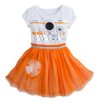 BB-8 Dress for Girls - Star Wars | Disney Store