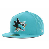 San Jose Sharks NHL Basic 59FIFTY Cap