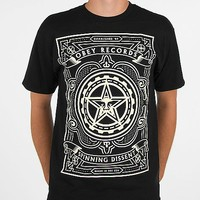OBEY Spinning Dissent T-Shirt