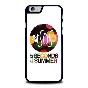 5 SECONDS OF SUMMER 5 5SOS iPhone 6 / 6S Case Cover