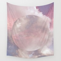 Another Galaxy Wall Tapestry by cafelab