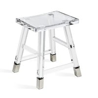 Reva Stool in Nickel