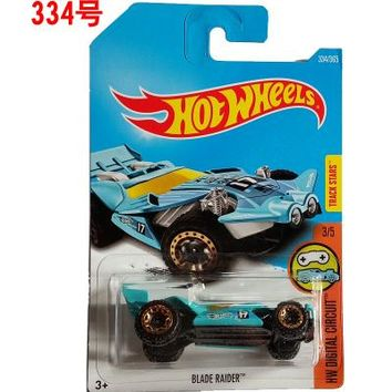 New Arrivals 2017 P Hot Wheels 1:64 blade raider Diecast Car Models Collection Kids Toys Vehicle For Children hot cars
