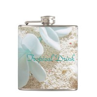 Tropical Drink Flask