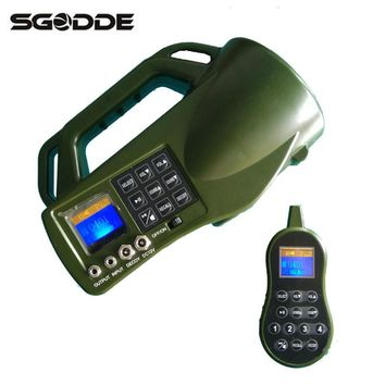 Electronic Game Caller/ Animal Sounds Trap for Hunting