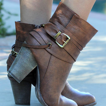 Step Up Booties