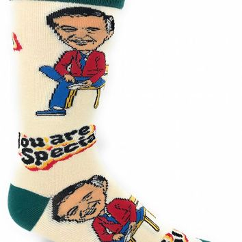 You Are Special Mister Rogers Men's Crew Socks