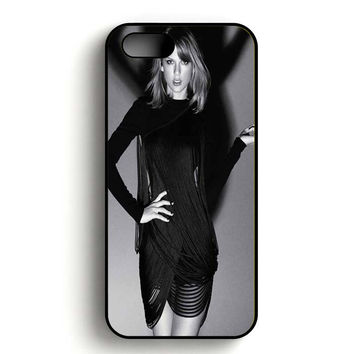 taylor swift instyle iPhone 5, iPhone 5s and iPhone 5S Gold case