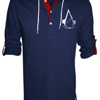 Assassin's Creed ® Unity - Official Long Sleeve Hooded Top