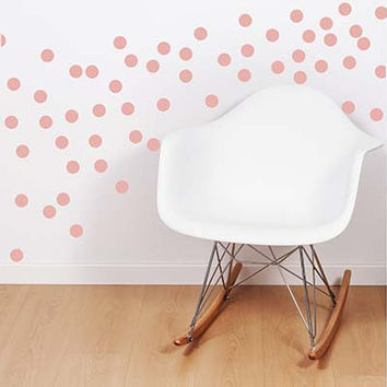Polka Dot 5 Vinyl Wall Decal Sticker