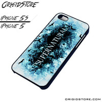 SUPERNATURAL iPhone 5 / 5S Case