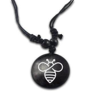 Best Selling Bee Pendant Necklace High Qulaity Necklace Jewelry For Men And Women
