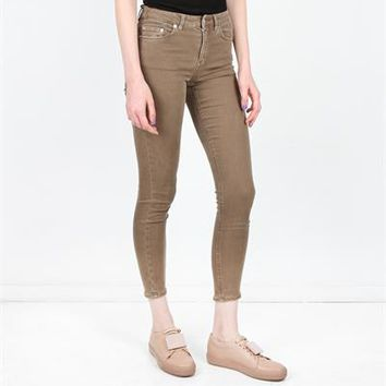 ACNE STUDIOS Skin 5 Jeans - Taupe