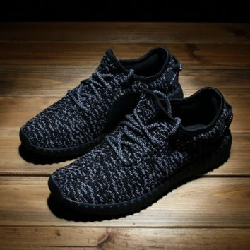 Black TRAINERS FITNESS GYM SPORTS RUNNING SHOCK SHOES