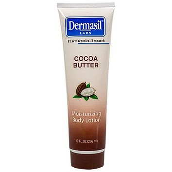 Dermasil Cocoa Butter Lotion, 10-oz. Tubes