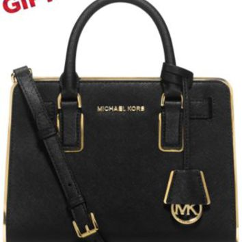 MICHAEL Michael Kors Dillon Specchio Small Top Zip Satchel | macys.com