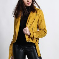 Roll With It Moto Jacket