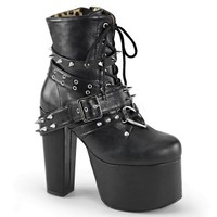 Demonia | Torment 700 Platform Boots - Tragic Beautiful buy online from Australia
