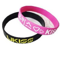 K pop Wristband UKiss 2PC