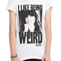 New Girl Jess Being Weird Girls T-Shirt