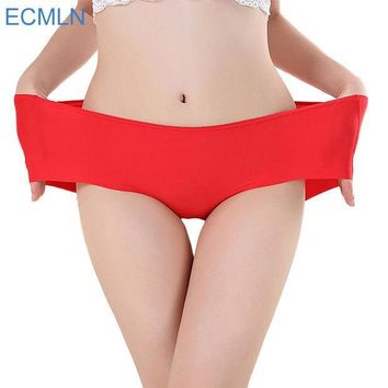CREYONHS Delicate Hot! 2016 Women's Fashion Invisible Underwear Spandex Seamless High Quality Briefs Panty Bikini Newest
