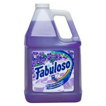 Fabuloso Household Cleaners And Disinfectants Lavender 128 oz : Target