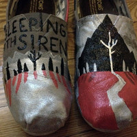 Sleeping With Sirens TOMS - With Ears To See And Eyes To Hear album cover