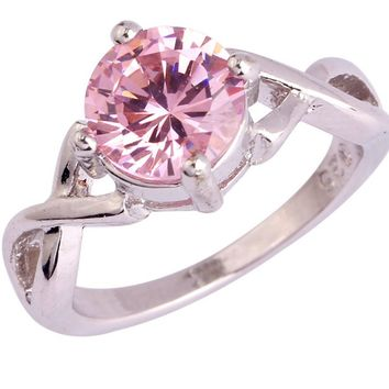 Rose Gold Color Ring For Women