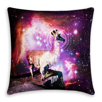 Hot Sale 3D Print Pattern Linen Cushion Cover [4919495428]