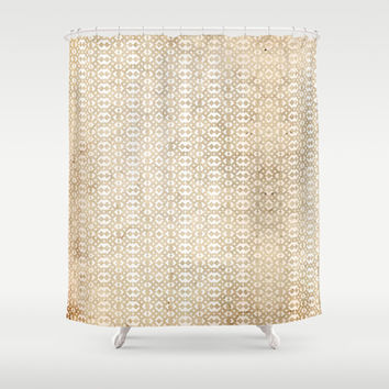 Sands of Time Shower Curtain by Rui Faria