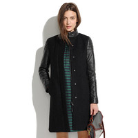 Crosstown Coat - outerwear - Women's JACKETS & OUTERWEAR - Madewell
