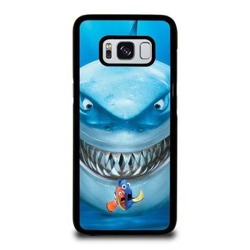 FINDING NEMO Fish Disney Samsung Galaxy S3 S4 S5 S6 S7 Edge S8 Plus, Note 3 4 5 8 Case Cover