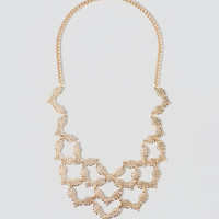 Taza Statement Necklace