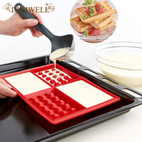 Waffle Makers for Kids Silicone Mold
