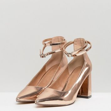 ASOS POPPET High Heels at asos.com