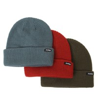Analog 3 Pack Burglar Beanie - Mens Hats
