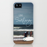 Surfing iPhone Case by Brandy Coleman Ford   Society6