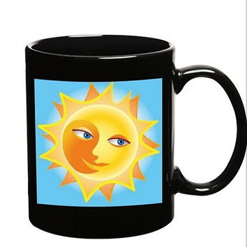 Strong Character Cup Lovely Pattern Creative Mug [6284283846]