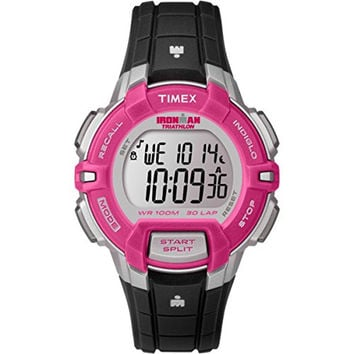 Timex Originals T5K811 Performance Ladies Ironman Rugged 30 Lap Chronograph Watch