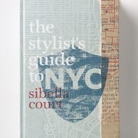 The Stylist's Guide to NYC by Anthropologie Blue One Size House & Home