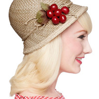 ModCloth Fruits Bushels of Fun Hat