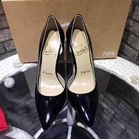 CL Christian Louboutin Women Heels Shoes
