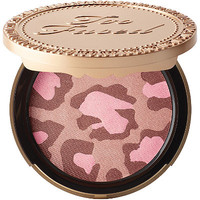 Too Faced Pink Leopard Blushing Bronzer | Ulta Beauty