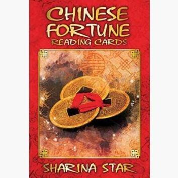 Chinese Fortune Reading Cards
