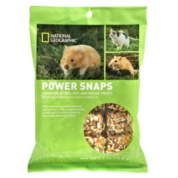National Geographic™ Power Snap Small Animal Treat | Treats | PetSmart