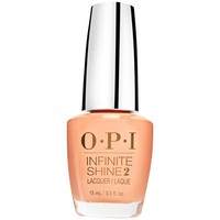 OPI Infinite Shine Summer Soft Shades The Sun Never Sets