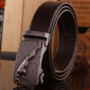 Jaguar mens belts luxury