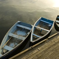 photography | Boats In A Row | Ugallery Online Art Gallery
