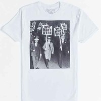 Green Protest Tee